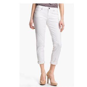 Lucky Brand Sienna' Tomboy Crop Jeans